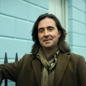 Highland Games Chieftain Neil Oliver