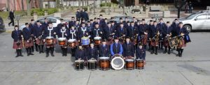 Hamilton Police Pipes and Drums